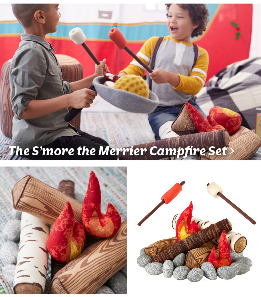 Shop The S'more the Merrier Campfire Set