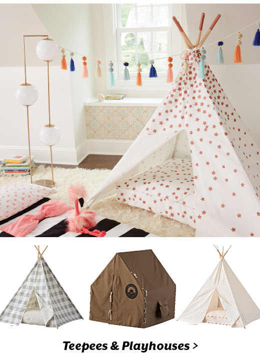 Shop Playhouses and Teepees